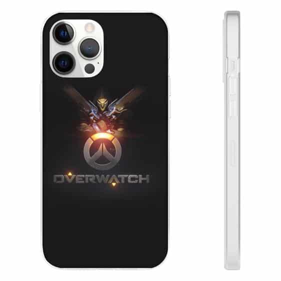Overwatch Reaper Psychopathic Assassin iPhone 12 Cover