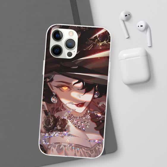 Resident Evil 8 Lady Alcina Dimitrescu iPhone 12 Case