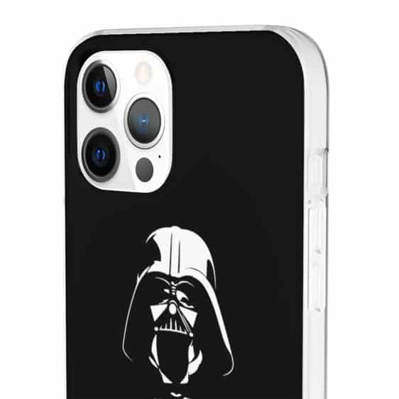 Star Wars Darth Vader Parody The Godfather iPhone 12 Case