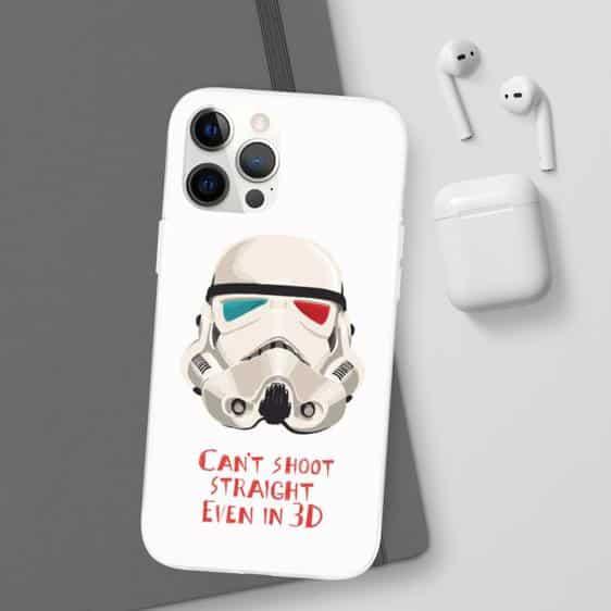 Star Wars Stormtrooper Helmet White iPhone 12 Cover