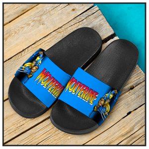 Marvel Superhero Slide Sandals