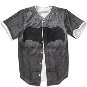 The Dark Knight Batman Themed Suit Stylish Baseball Uniform