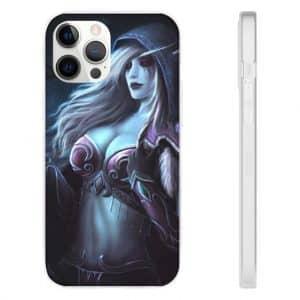 World of Warcraft Sylvanas Windrunner iPhone 12 Case