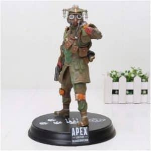 Apex Legends Technological Tracker Bloodhound Statue Figure