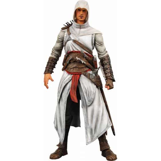 Assassin's Creed Altair Master Assassin Action Figure