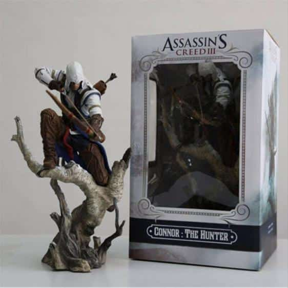 Assassin's Creed Connor The Hunter Static Collectible Toy