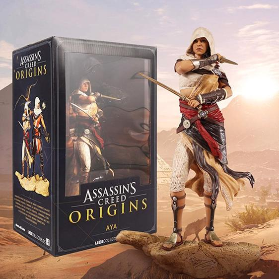 Assassin's Creed Origins Amunet Aya Statue Model Toy