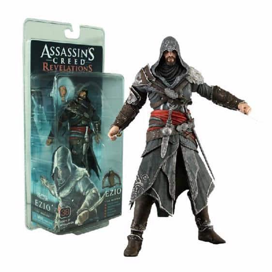 Assassin's Creed Revelations Ezio Action Toy Figure