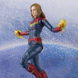 Avengers Carol Danvers Captain Marvel Action Figure