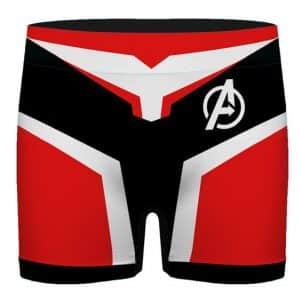 Avengers Endgame Quantum Realm Uniform Awesome Men's Boxers