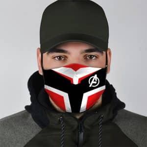 Avengers Endgame Superheroes Quantum Suit Cloth Face Mask