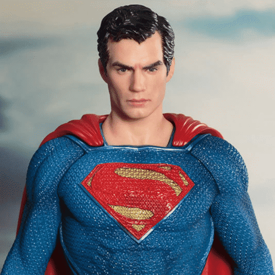 Awesome DC Superman Justice League Static Figure