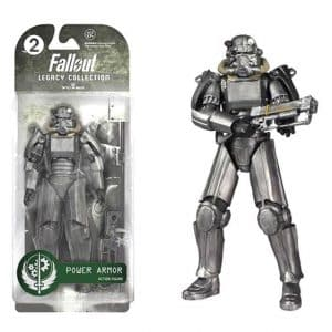 Awesome Fallout 4 Power Armor Movable Joint Toy Figure