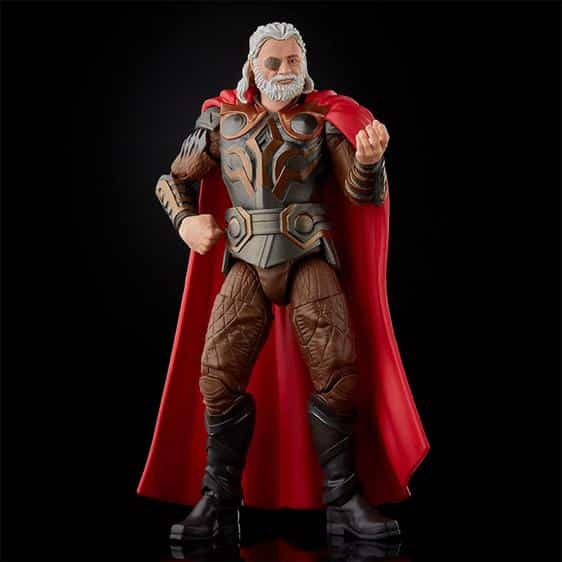 Awesome Odin God of War and Wisdom Toy Action Figure