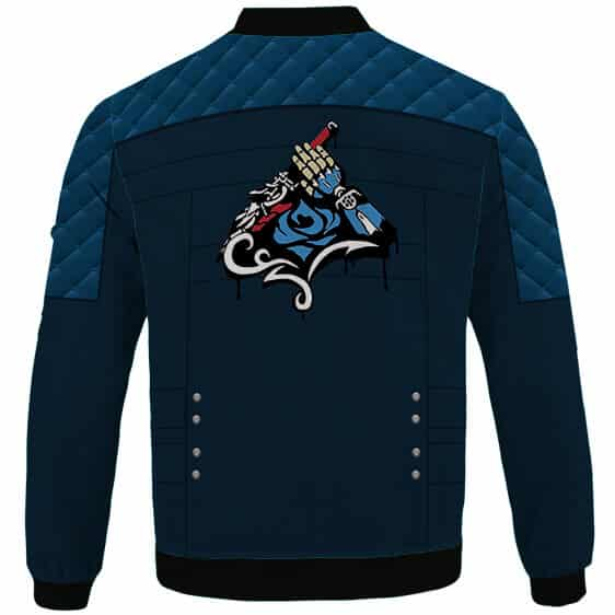 Devil May Cry 5 Nero Cosplay Costume Cool Letterman Jacket