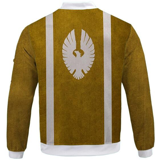 The Elder Scrolls Aldmeri Dominion Insignia Varsity Jacket