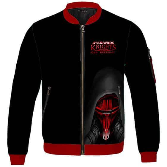 Star Wars Knights Of The Old Republic Revan Varsity Jacket