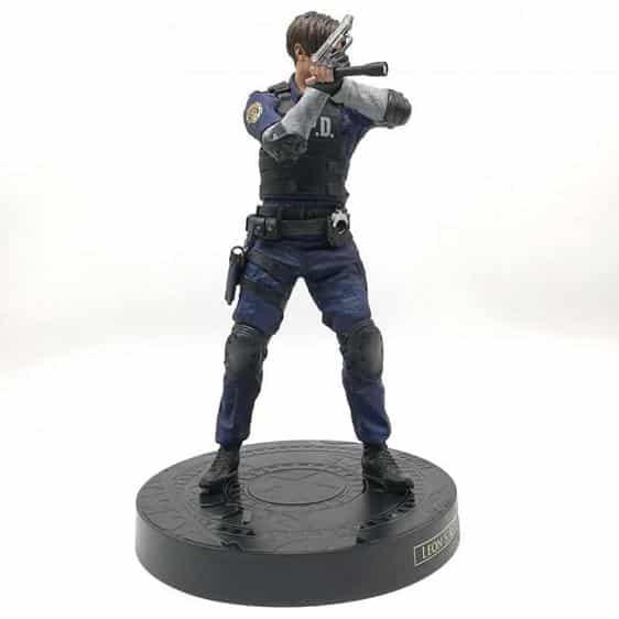Biohazard Resident Evil 3 Leon Scott Kennedy Statue Figure