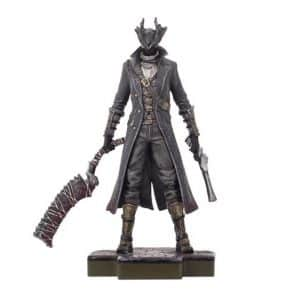 Bloodborne The Hunter Statue Collectible Model Toy