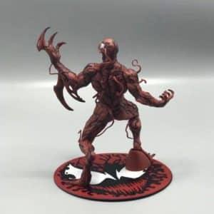 Carnage Marvel Comics Supervillain Statue Toy Figure