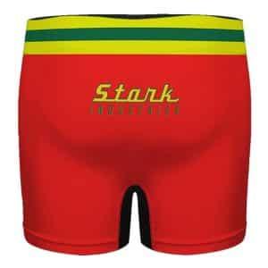 Classic Retro Colors Stark Industries Men's Underwear