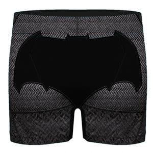 DC Comics Batman Costume Suit Stylish Men's Underwear