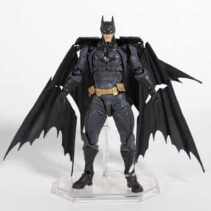 DC Comics Bruce Wayne Batman Movable Joint Action Figure