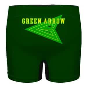 DC Comics Green Arrow Symbol Cool Men's Boxer Briefs