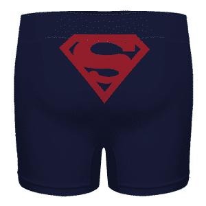 DC Comics Superman Iconic Symbol Navy Men's Underwear