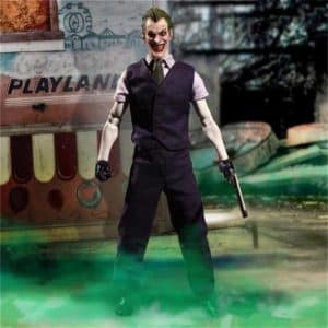 DC Comics Villain Joker Collectible Action Figure Toy