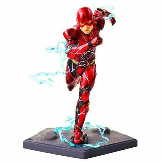 DC Justice League The Flash Awesome Statue Model Toy