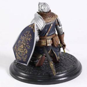 Dark Souls Exhausted Kneeling Elite Knight Statue Figure