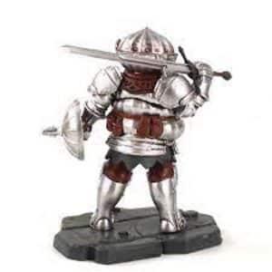 Dark Souls Siegmeyer of Catarina Statue Toy Figure
