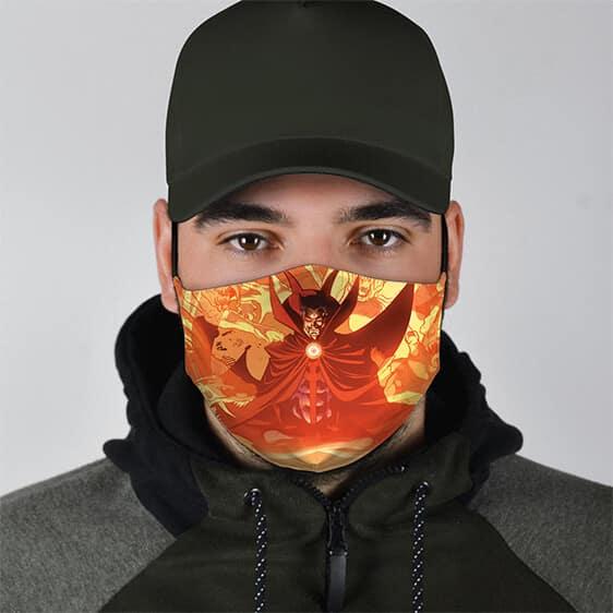 Doctor Strange Master of the Mystic Arts Face Mask