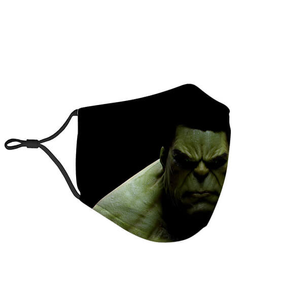 Dr. Bruce Banner The Incredible Hulk Marvel Face Mask