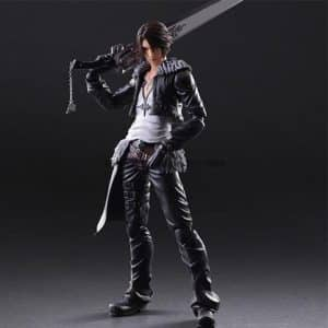 Final Fantasy VIII Squall Leonhart Action Collectible Toy