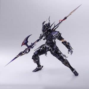 Final Fantasy XIV Estinien Wyrmblood Movable Joint Figure