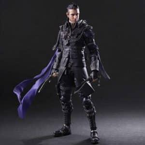 Final Fantasy XV Kingsglaive Nyx Ulric Action Figure