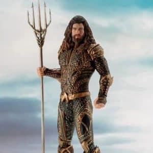 Justice League Aquaman Quindent Atlantean Weapon Static Toy