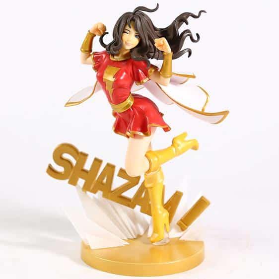 Lady Shazam Mary Bromfield Animated Static Model Figure