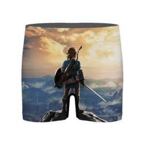 Legend of Zelda Link Hero of Time Men's Boxer Shorts