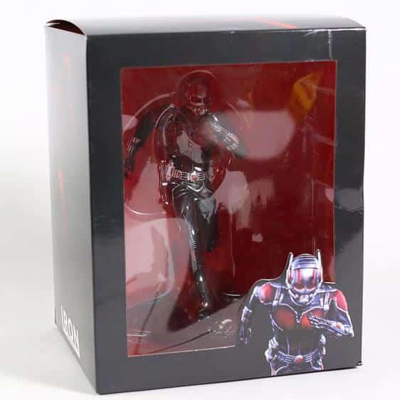 MCU Avenger Superhero Ant-Man Dope Static Model Figure