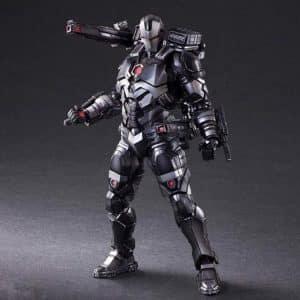 Marvel Avengers Colonel Rhodes War Machine Action Figure