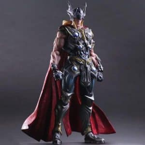 Marvel Avengers Thor Stylish Movable Joint Action Figure