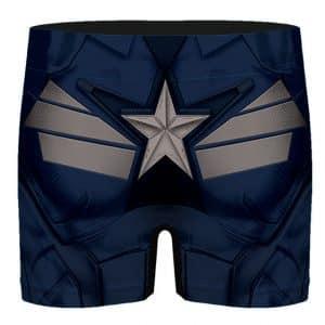 Marvel Captain America Stealth Suit Stylish Men's Boxers