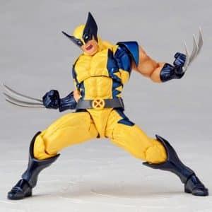 Marvel Comics Logan X-Men Wolverine Action Figure Toy