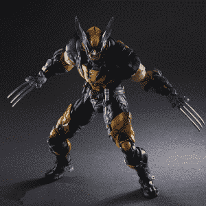 Marvel Comics X-Men Mutant Wolverine Action Figure