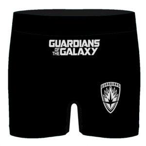 Marvel Guardians of the Galaxy Logo Black Men's Underwear