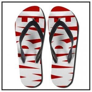Marvel Superhero Flip Flops & Thong Sandals