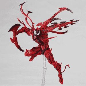Marvel Supervillain Carnage Movable Joint Figure